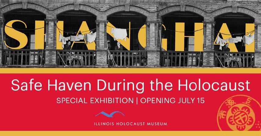 AO Virtual Group Tour - Shanghai: Safe Haven During the Holocaust - Sunday, November 7th